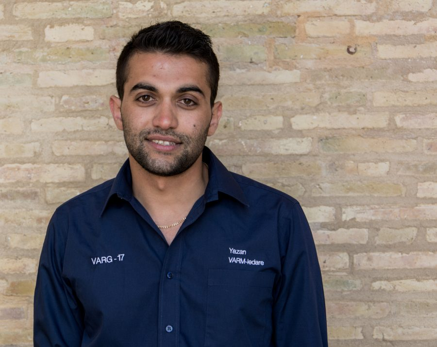 Yazan Hamdan